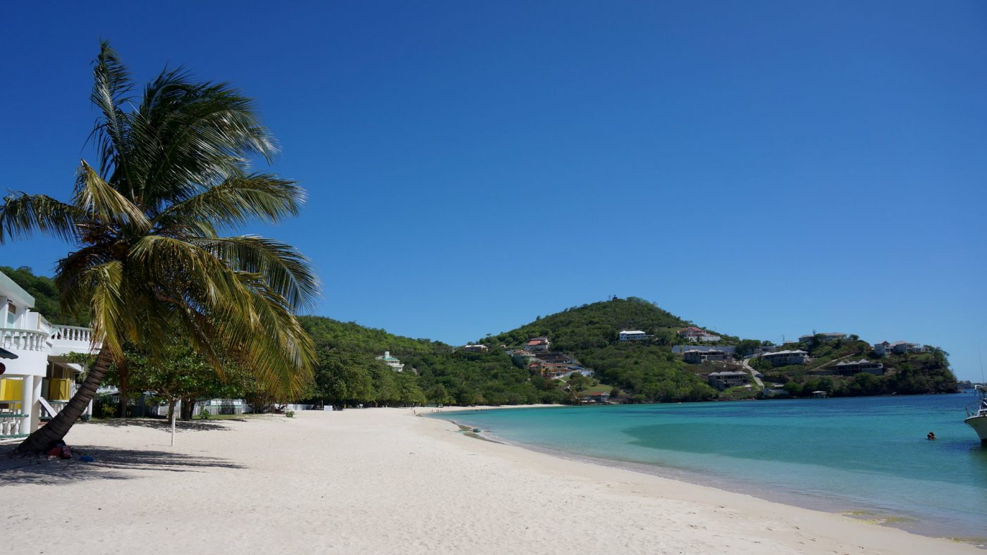 travel to grenada camping