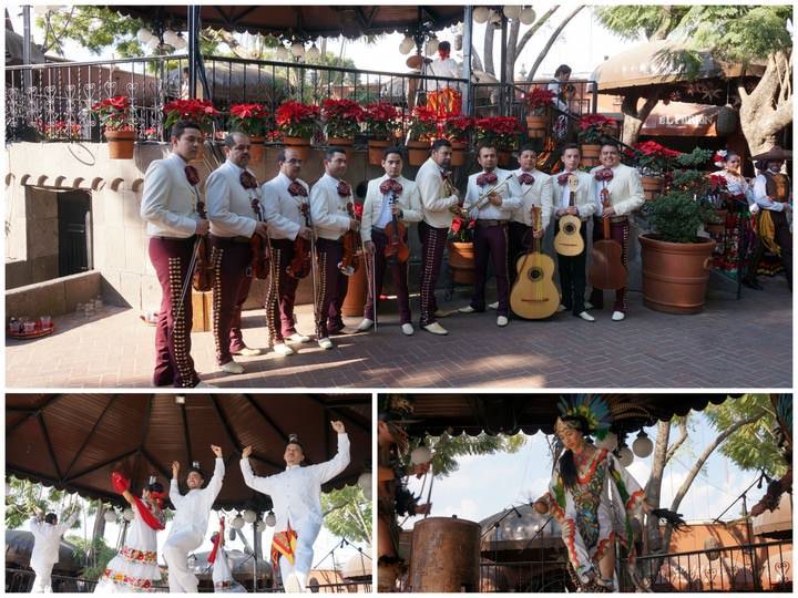 guadalajara mariachi band. this is one of the best places to visit in Mexico