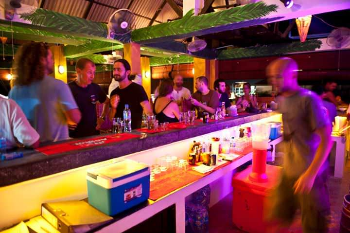 Siem Reap Mad Monkey Bar