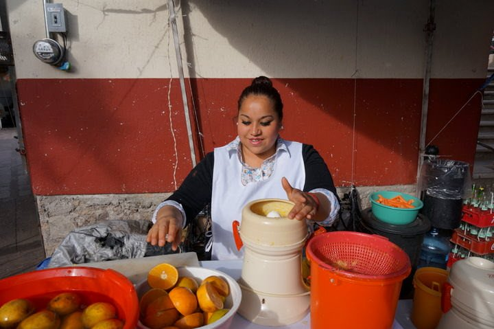 fruit juice in mexico
