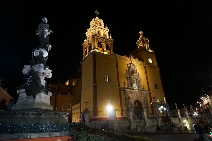 basilica church guanajuato