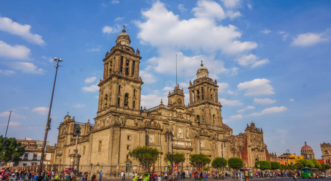 don't miss mexico city when choosing the things to do in mexico