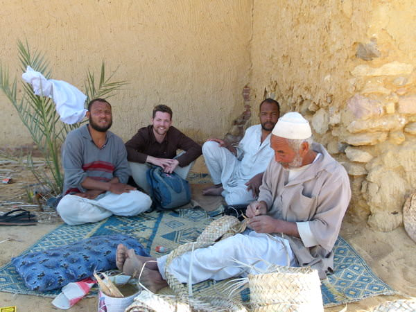 travel to siwa oasis