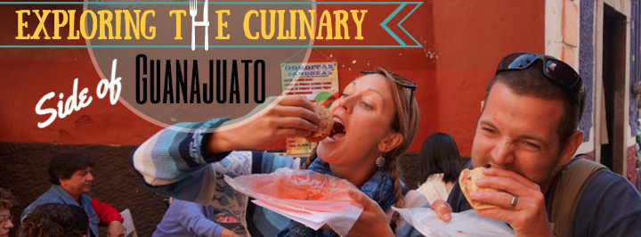 Food Tour Guanajuato
