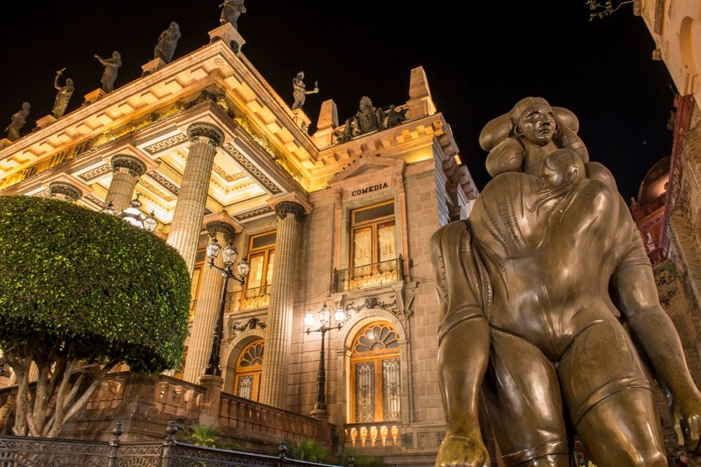 symphony in guanajuato things to do