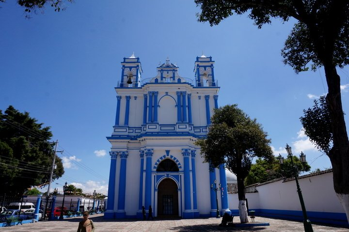 san cristobal is one of the top places to visit in mexico for culture