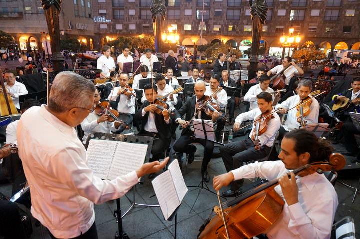 symphony music guadalajara mexico