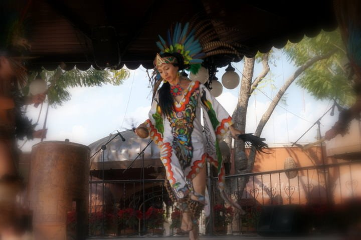 mexican aboriginal dance