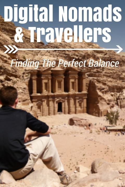 Digital Nomads & Travellers – Finding The Perfect Balance