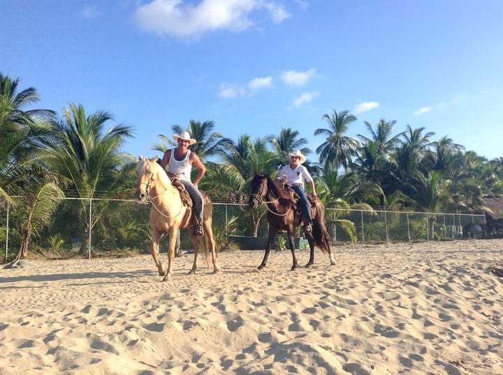 mexican cowboys san pancho