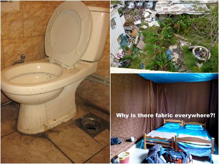 worst hotels beirut lebanon