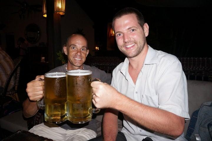 Big Beer With Darryl