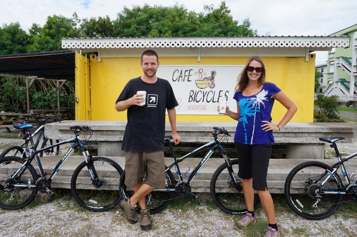 Cycle Tour Grenada