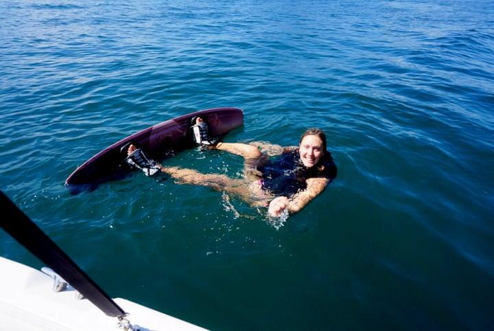 Dariece Wake Boarding