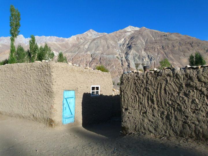 house in langar tajikistan