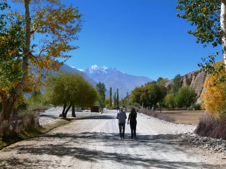 langar tajikistan central asia