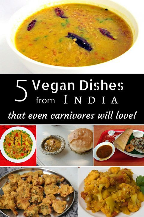 5 Vegan Dishes From India That Even Carnivores Will Love! (1)