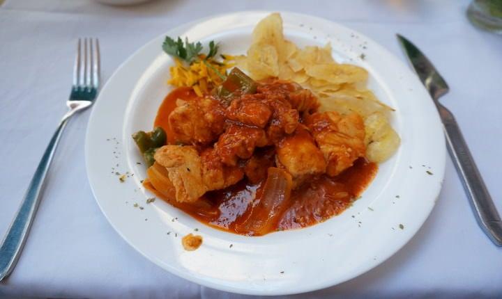 cuban food in havana
