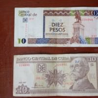 cuban currency peso travelling in Cuba