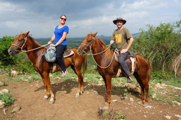 horseback riding travel in cuba