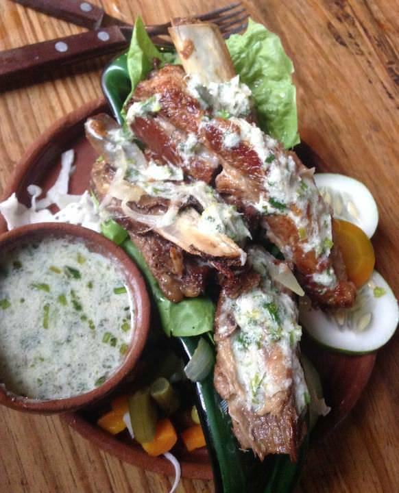 food in trinidad cuba