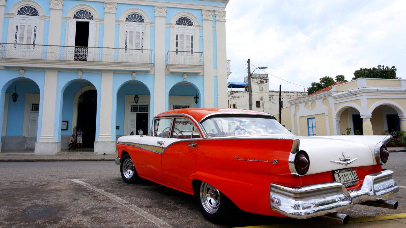 fairlane car in cuba travel to cuba