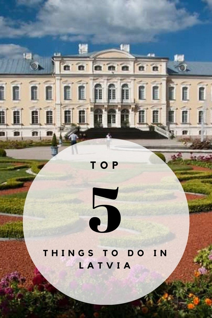 Top 5 Things To Do In Latvia