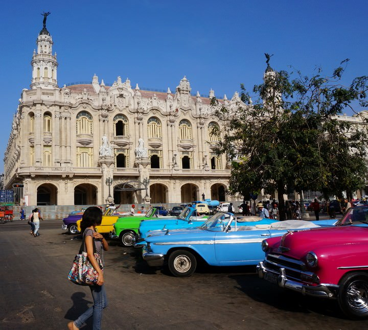 classic cars havana cuba