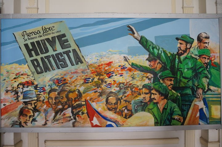 museo de la revolution havana cuba
