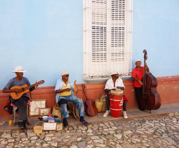 travelling to cuba trinidad