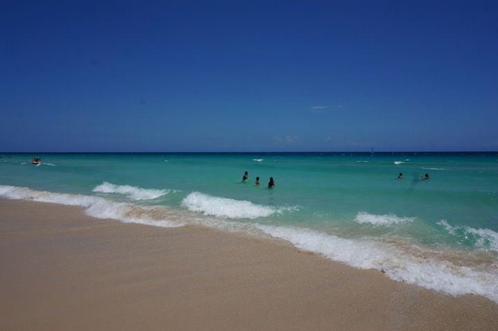 playas del este beach havana