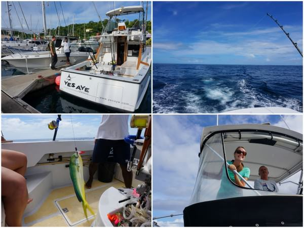 things to do in grenada deep sea fishing in grenada