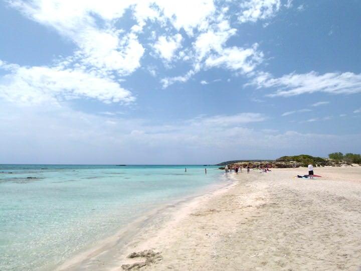 Elafonissi Beach (Pink?)