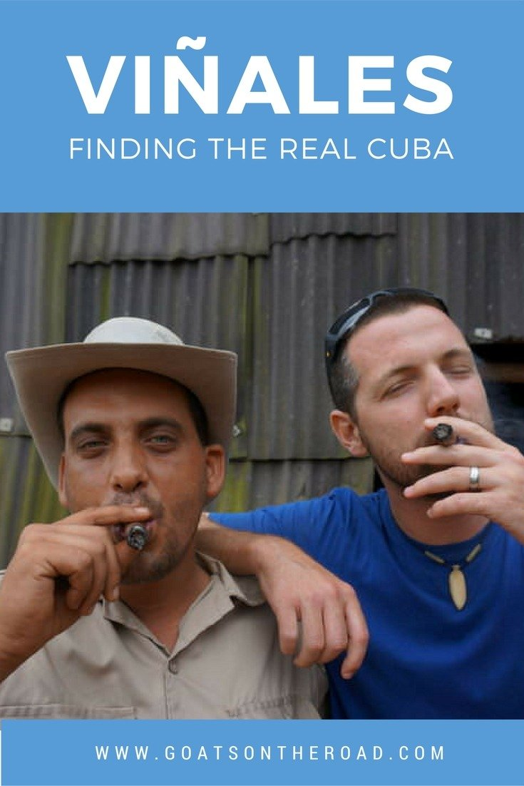 Finding the Real Cuba in Vinales