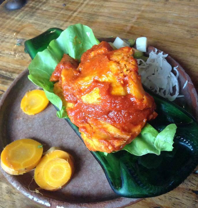 food in cuba trinidad
