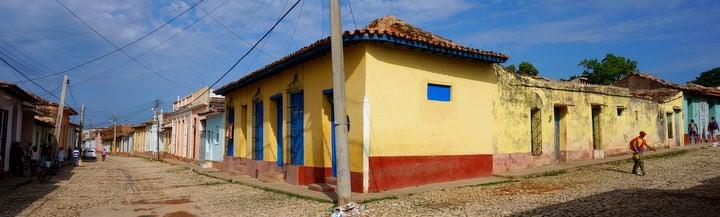 Backpacking Cuba