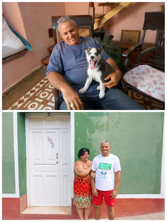 casa particulares in trinidad cuba