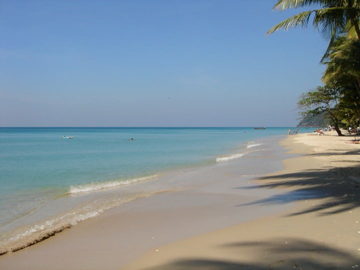 koh chang thailand best beach