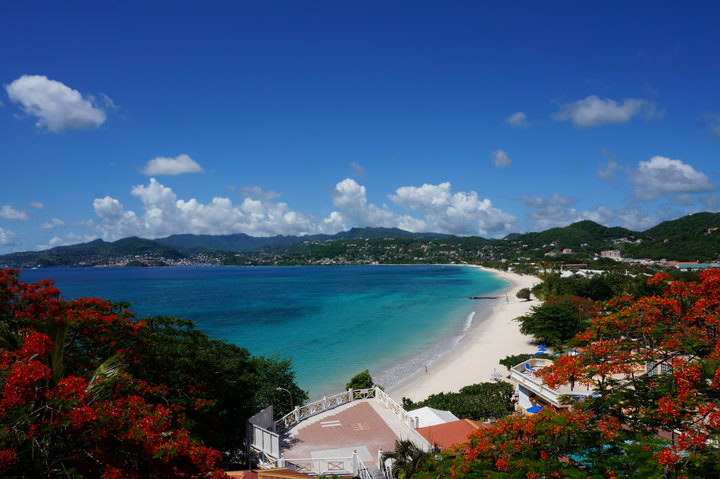best beach grand anse grenada