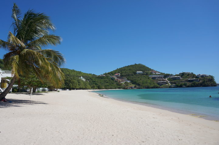 best beaches morne rouge grenada