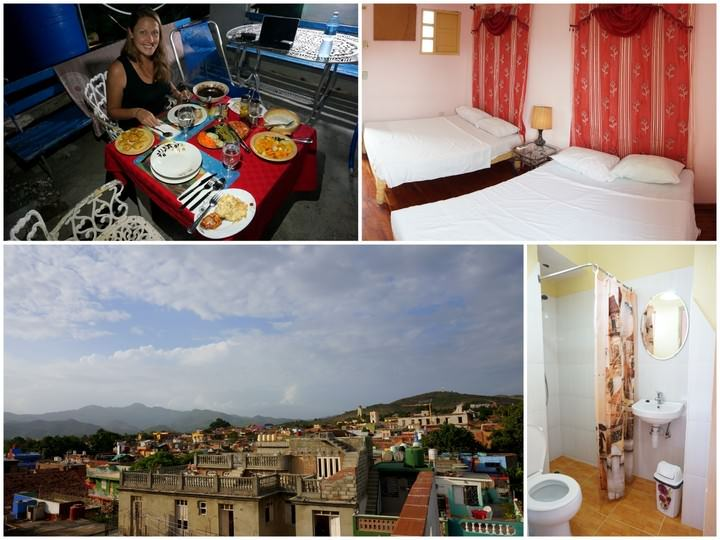 where to stay in trinidad cuba