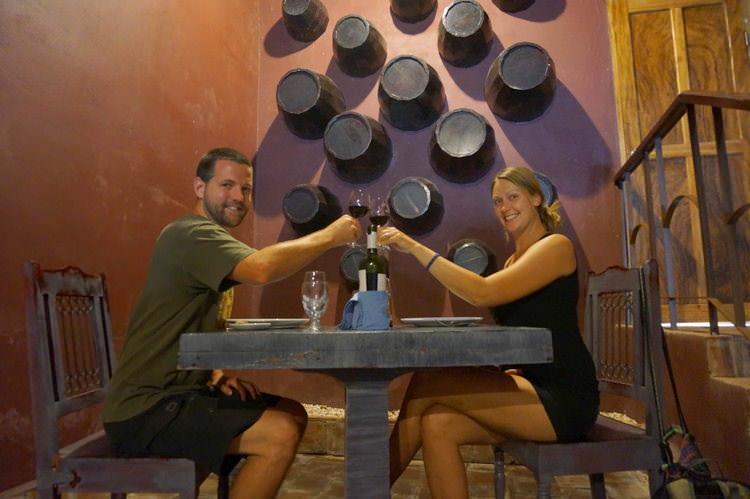 Wine Cellar Camaguey Cuba