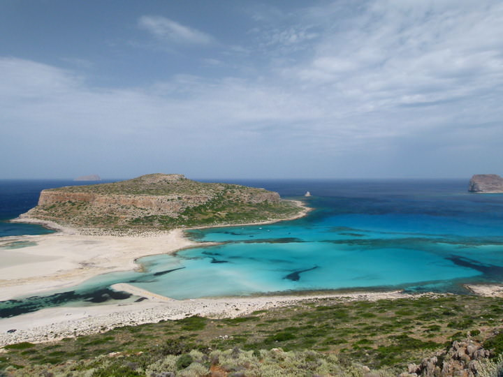 best beach greece