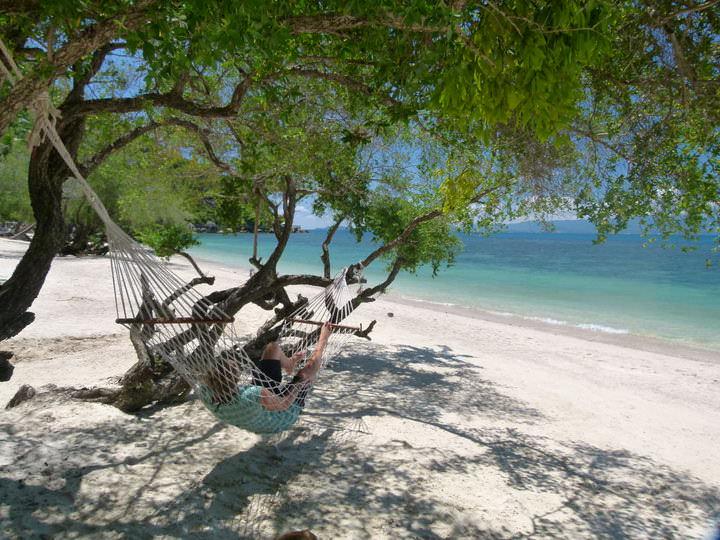 leela beach koh phangan thailand
