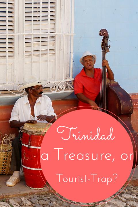 travelling to trinidad cuba