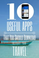 Useful Travel Apps