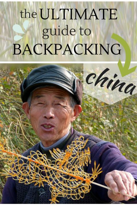 The UltimateGuide ToBackpackingChina