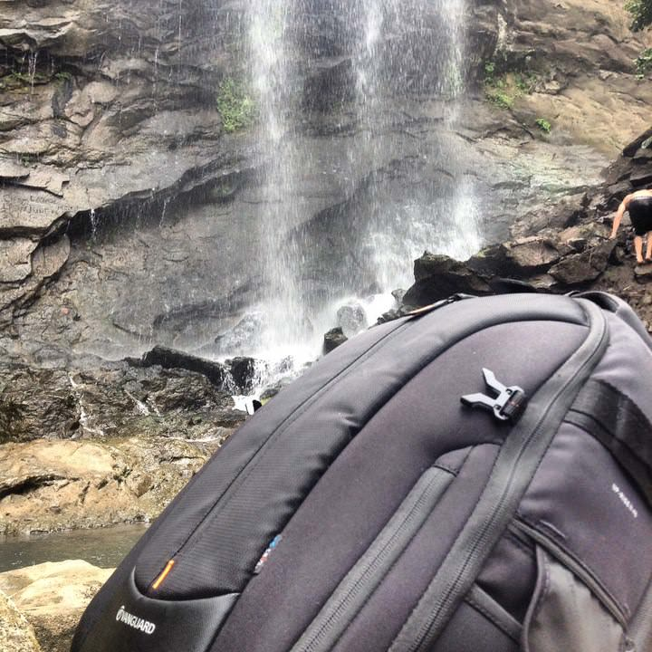 Travelling With A Drone Vanguard Backpack