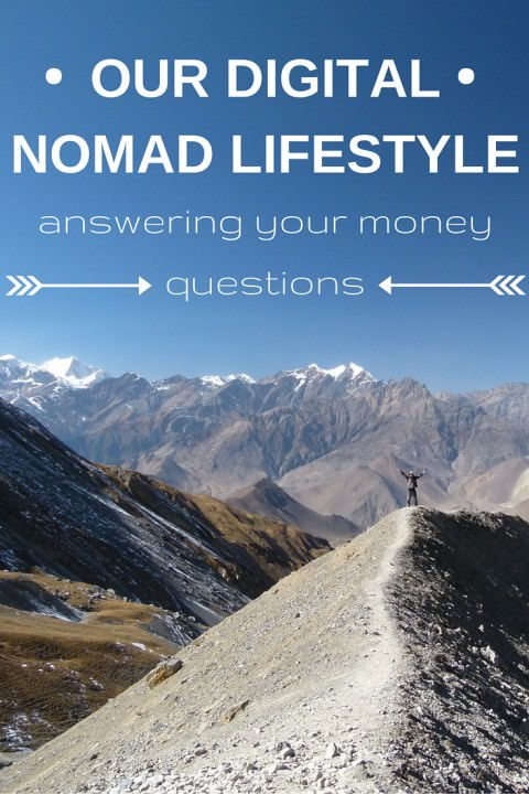 our digital nomad lifestyle