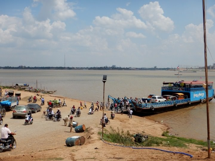 off track things to do in Phnom Penh Cambodia